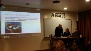 Participación en Universidad Isalud