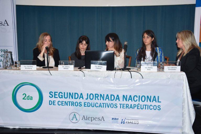 Participación en la 2da Jornada Nacional de CETs